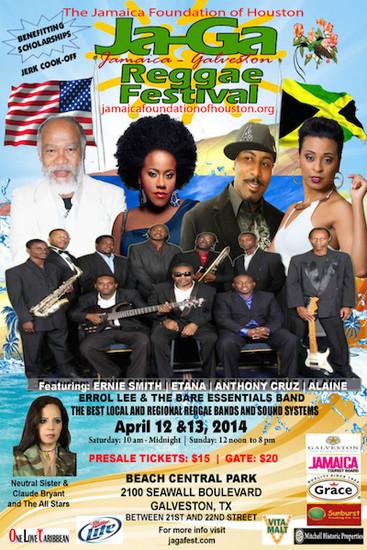 Ja-Ga Reggaefestival 2014