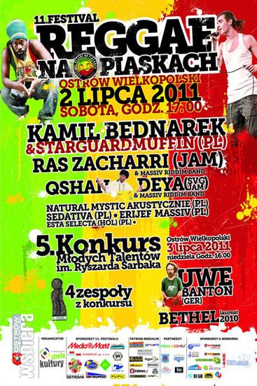 Reggae na Piaskach 2011