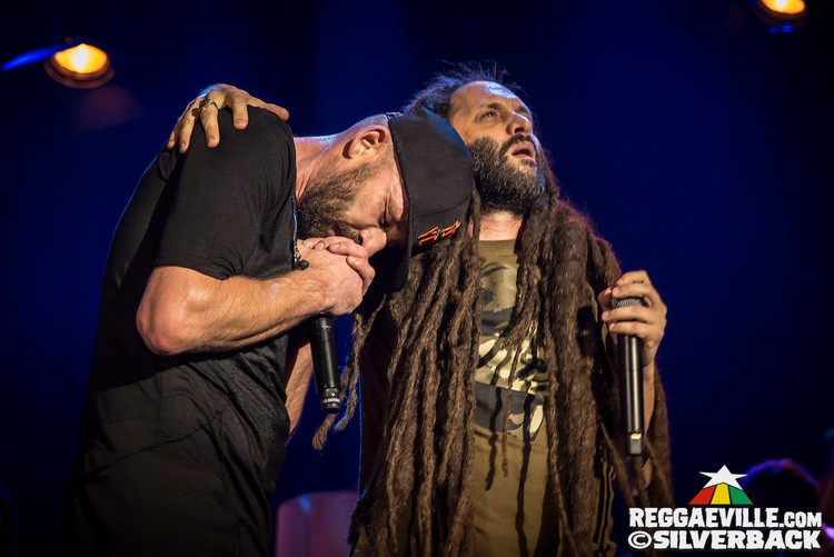 Gentleman with Alborosie, Claye, Martin Jondo, Daddy Rings & Mark Forster - MTV Unplugged in Hamburg, Germany