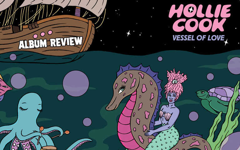 Review Hollie Cook Vessel Of Love