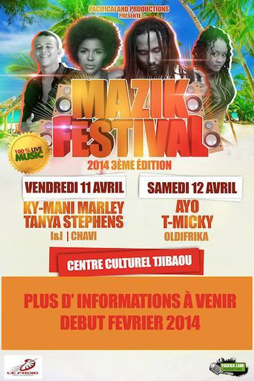 Mazik Festival 2014