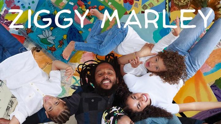 Ziggy Marley - More Family Time (Full Album) [9/18/2020]