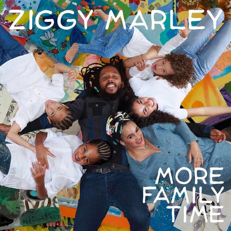 Release: Ziggy Marley - More Family Time