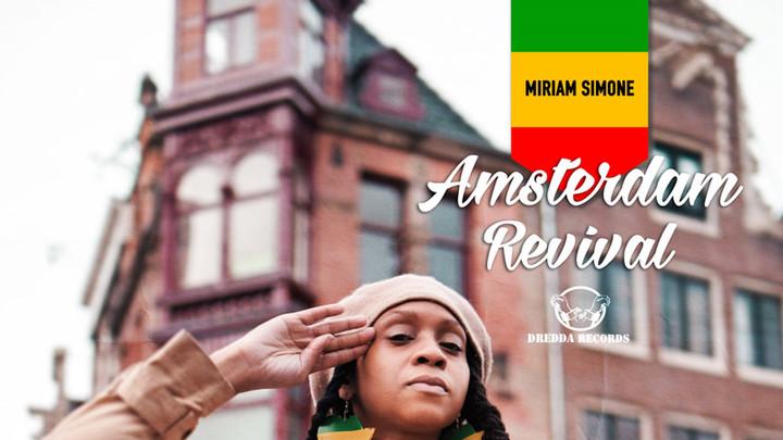 Miriam Simone feat. Queen Omega - Jah Calling Us Home [3/13/2020]