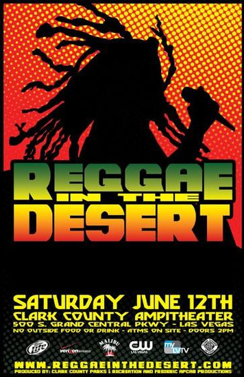 Reggae In The Desert 2010