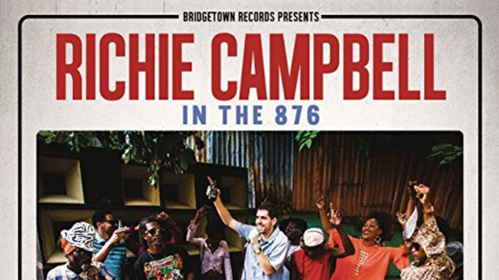 Richie Campbell - Best Friend [4/5/2015]