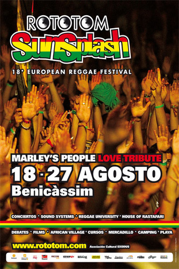 Rototom Sunsplash 2011