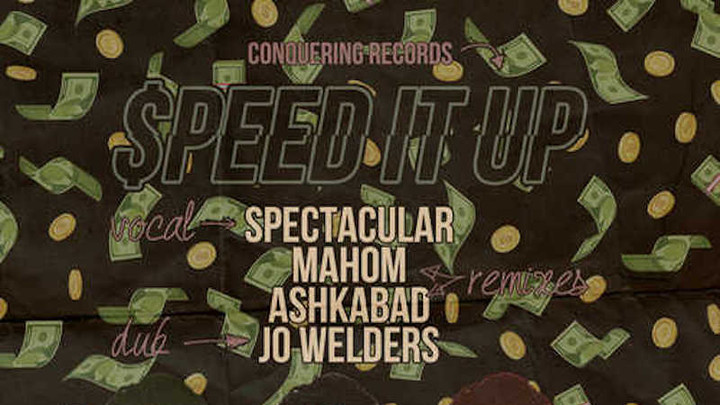 Speed It Up Riddim (Megamix) [10/11/2018]