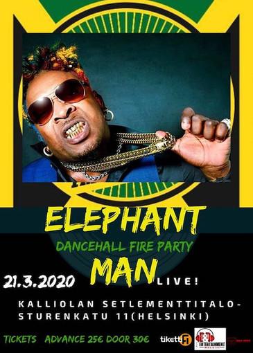 Elephant Man 3-21-2020