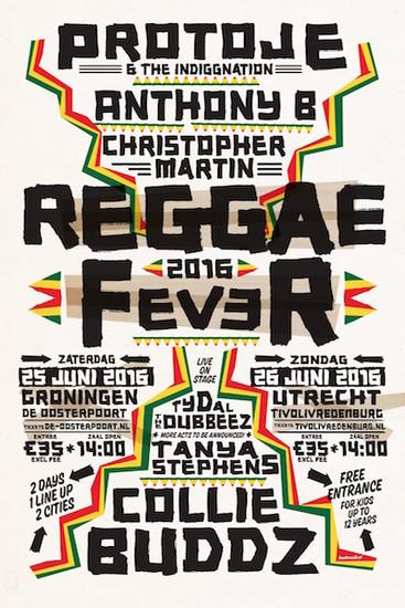 Reggae Fever - Utrecht 2016