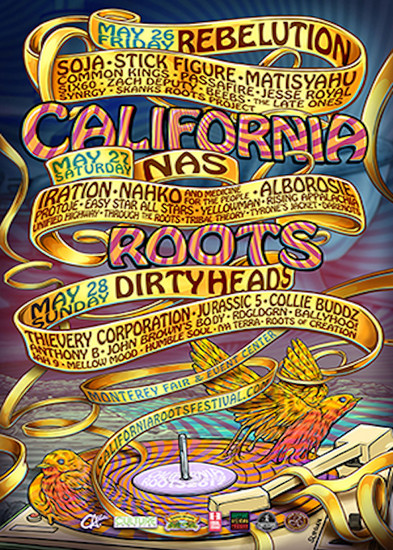 California Roots Festival 2017