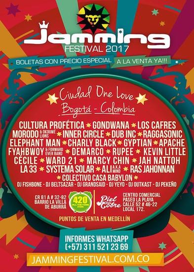Jamming Festival 2017