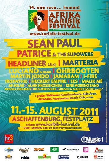 Afrika Karibik Festival 2011