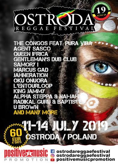 Ostroda Reggae Festival 2019