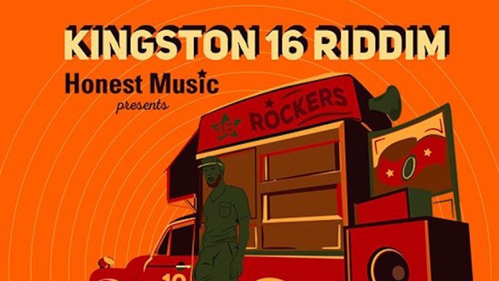 Kingston 16 Riddim Mix [7/22/2016]