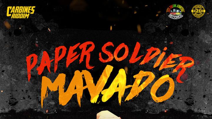 Mavado - Paper Soldier [4/6/2018]