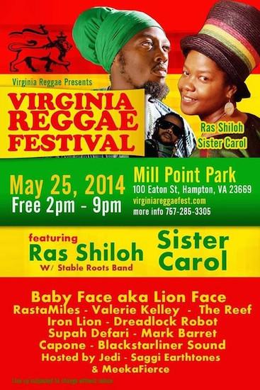 Virginia Reggae Festival 2014