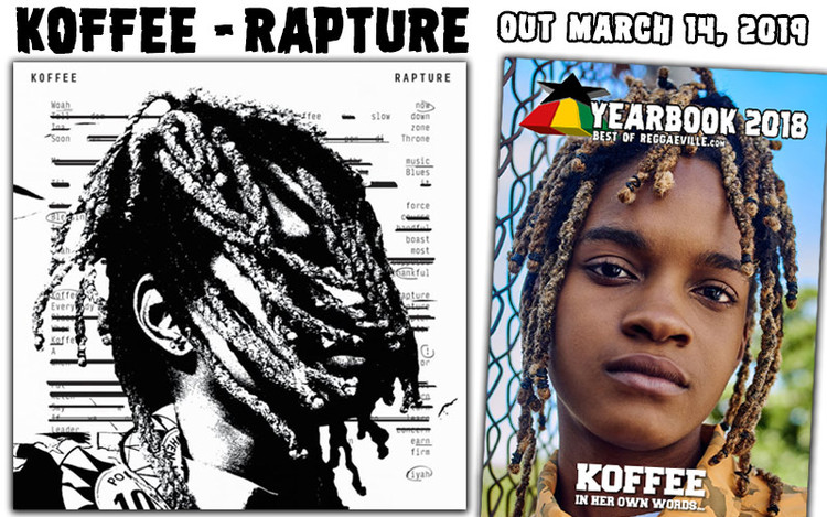 Koffee's Debut EP Rapture out in March - The Yearbook Interview