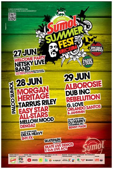 Sumol Summer Fest 2013