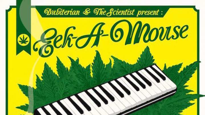 The Scientist & Dubiterian - Smoke Marijuana feat. Eek A Mouse [5/8/2015]