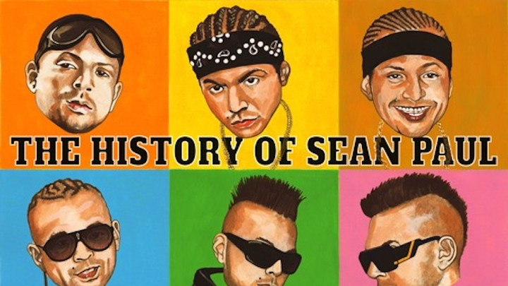 The History Of Sean Paul Chapter One - The Beginning (Mixtape) [10/17/2017]