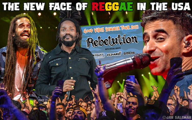 The New Face of Reggae In The USA