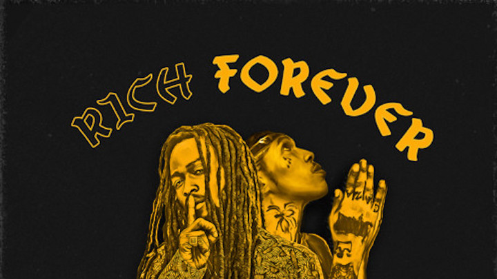 Jesse Royal feat. Vybz Kartel - Rich Forever [4/16/2021]