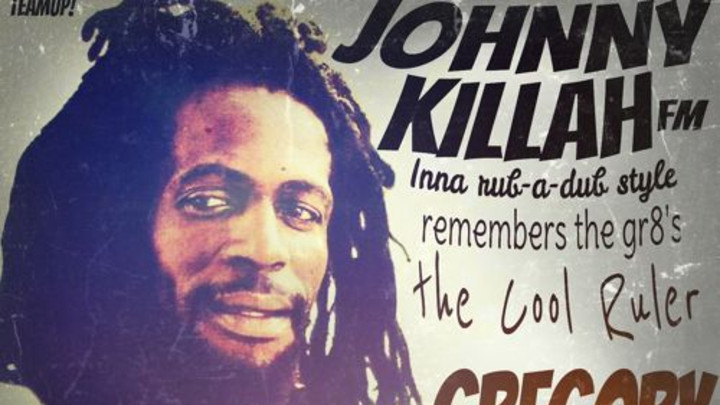 Listen: Gregory Isaacs - Cool Ruler Mix