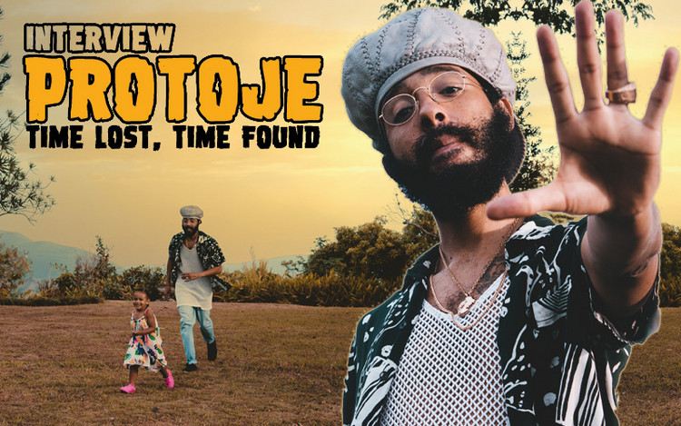 Interview with Protoje - Time Lost, Time Found