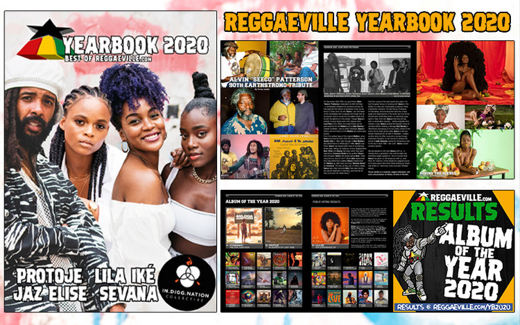 Reggaeville Yearbook 2020 - IN.DIGG.NATION COLLECTIVE Feature