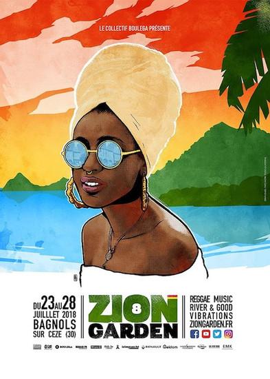 Zion Garden 2018