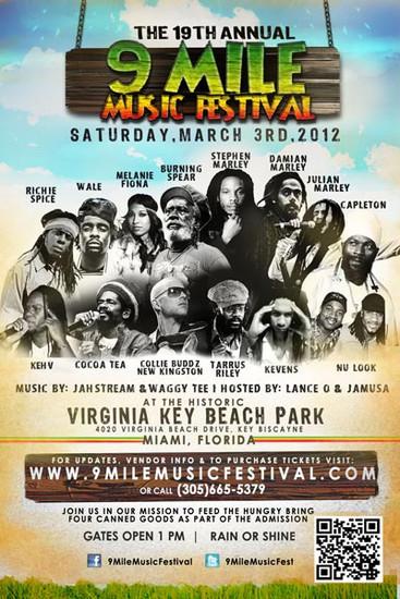 9Mile Music Festival 2012