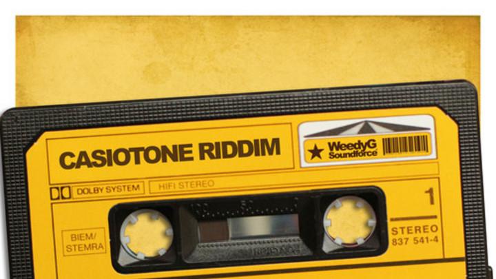 Casiotone Riddim (Megamix) [10/13/2013]