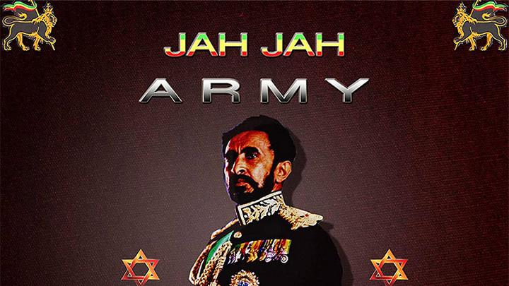 Stephen Dajure - Jah Jah Army [4/7/2021]