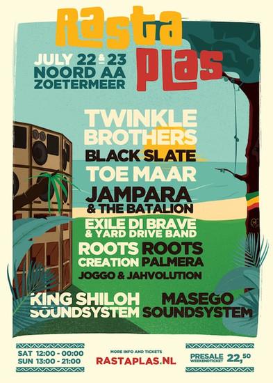 Rastaplas Festival 2017
