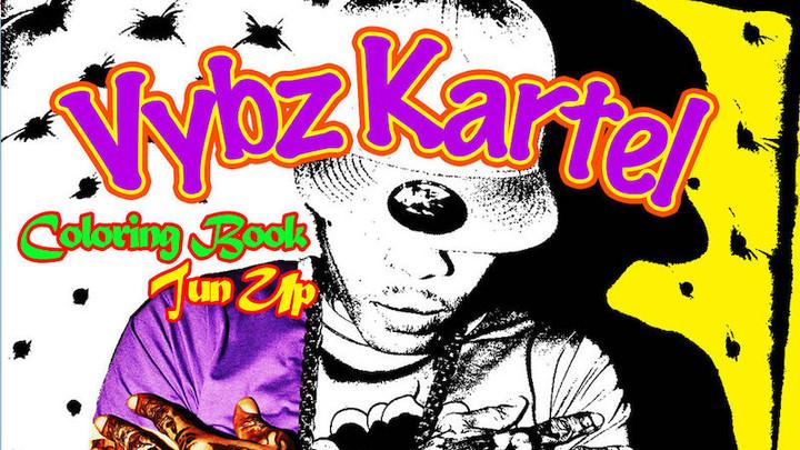 Listen Vybz Kartel Coloring Book Tun Up Full Album