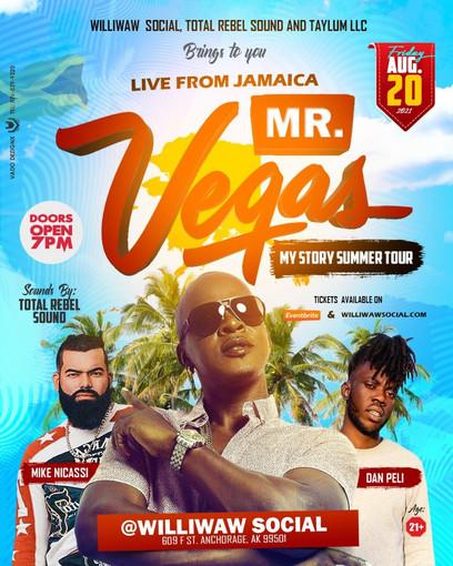 Mr. Vegas 8-20-2021
