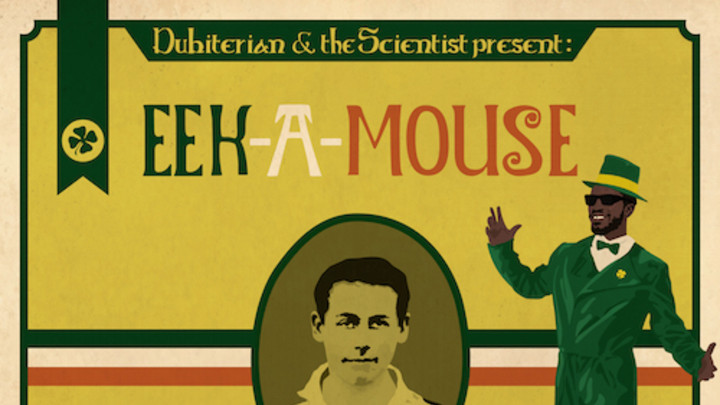 Dubiterian & The Scientist - Kevin Barry feat. Eek A Mouse [3/16/2015]