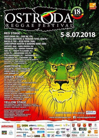 Ostroda Reggae Festival 2018