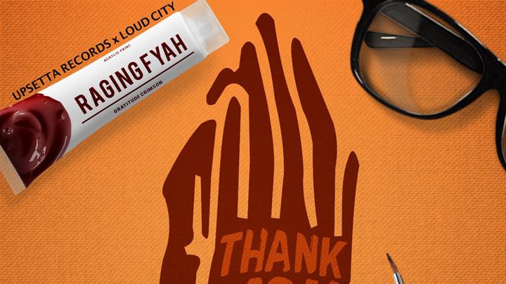Raging Fyah - Thank You Jah [8/18/2019]