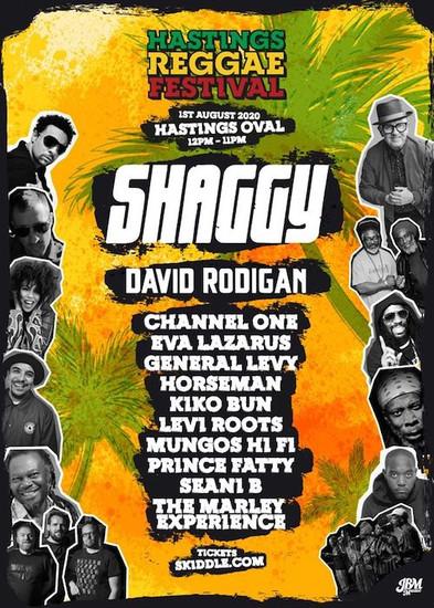 CANCELLED: Hastings Reggae Festival 2020