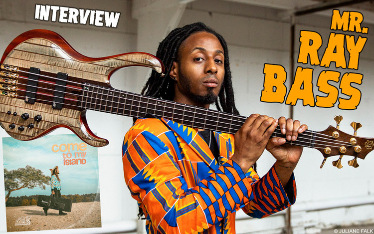 Come To My Island - Interview with Mr. Ray Bass