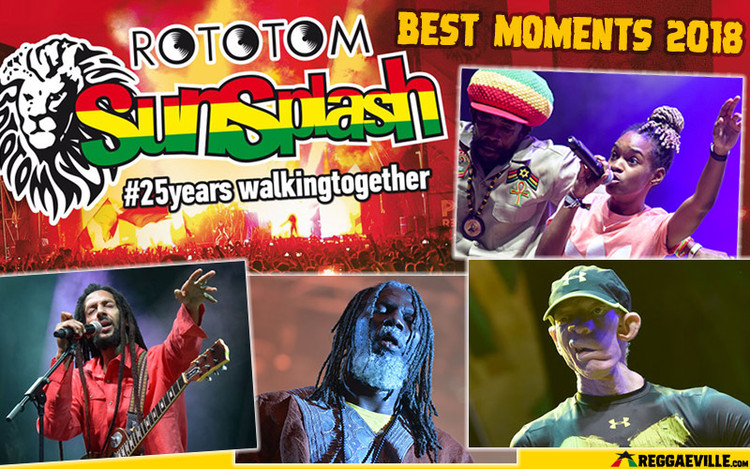 Best Moments... Rototom Sunsplash 2018
