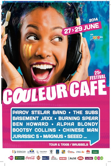 Couleur Cafe 2014
