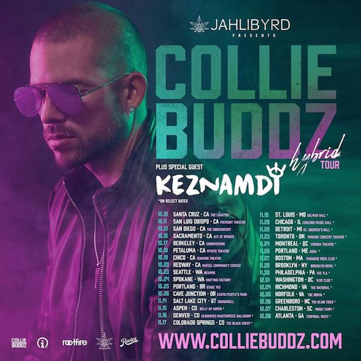 Collie Buddz 11-22-2019