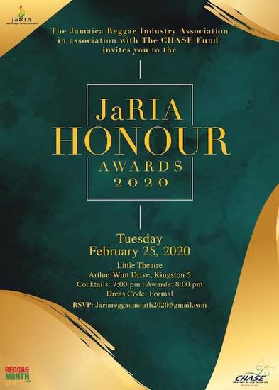 JaRIA Honour Awards 2020