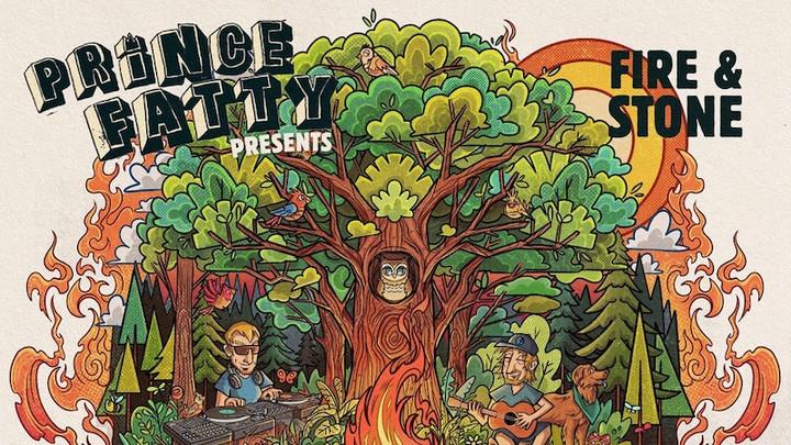 Prince Fatty presents: Stick Figure - Fire & Stone (Full Album) [4/30/2021]