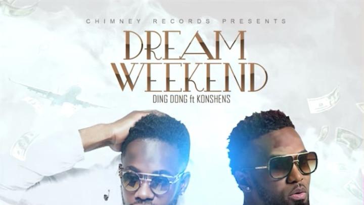 Ding Dong feat. Konshens - Dream Weekend [5/20/2018]