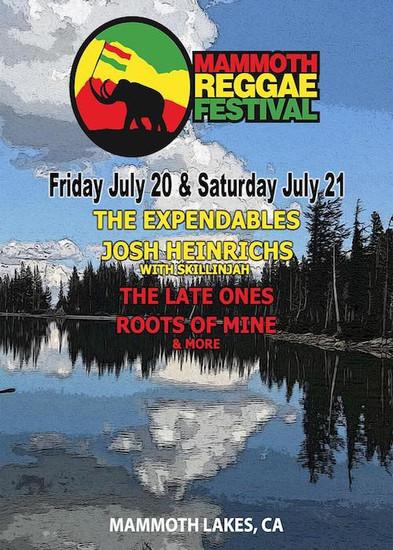 Mammoth Reggae Festival 2018