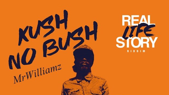 Mr. Williamz - Kush No Bush [3/7/2017]